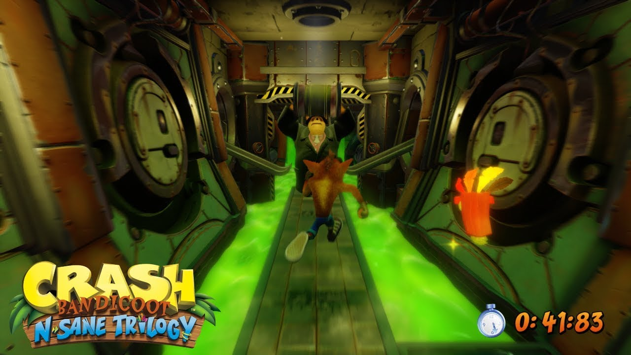 Crash Bandicoot N.Sane Trilogy Is Coming To Nintendo Switch