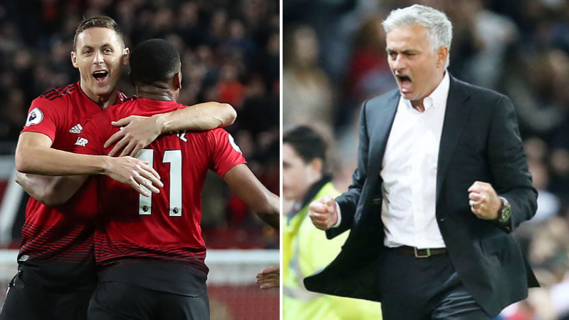 Manchester United Come From 2-0 Down To Beat Newcastle