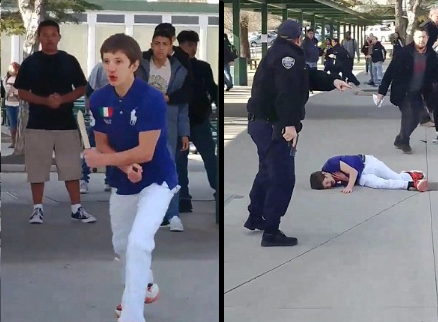 Teen Shot After Trying To Attack Classmates With Knife Was 'Bullied For Days'