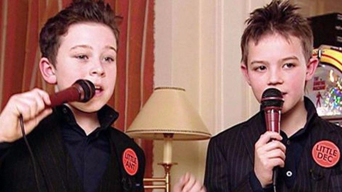 Little Ant & Dec Are All Grown Up And We're All Feeling Old