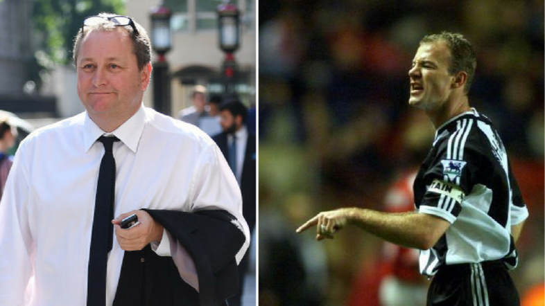 Alan Shearer Mercilessly Trolls Mike Ashley After Newcastle's Cost-Cutting Transfer Window