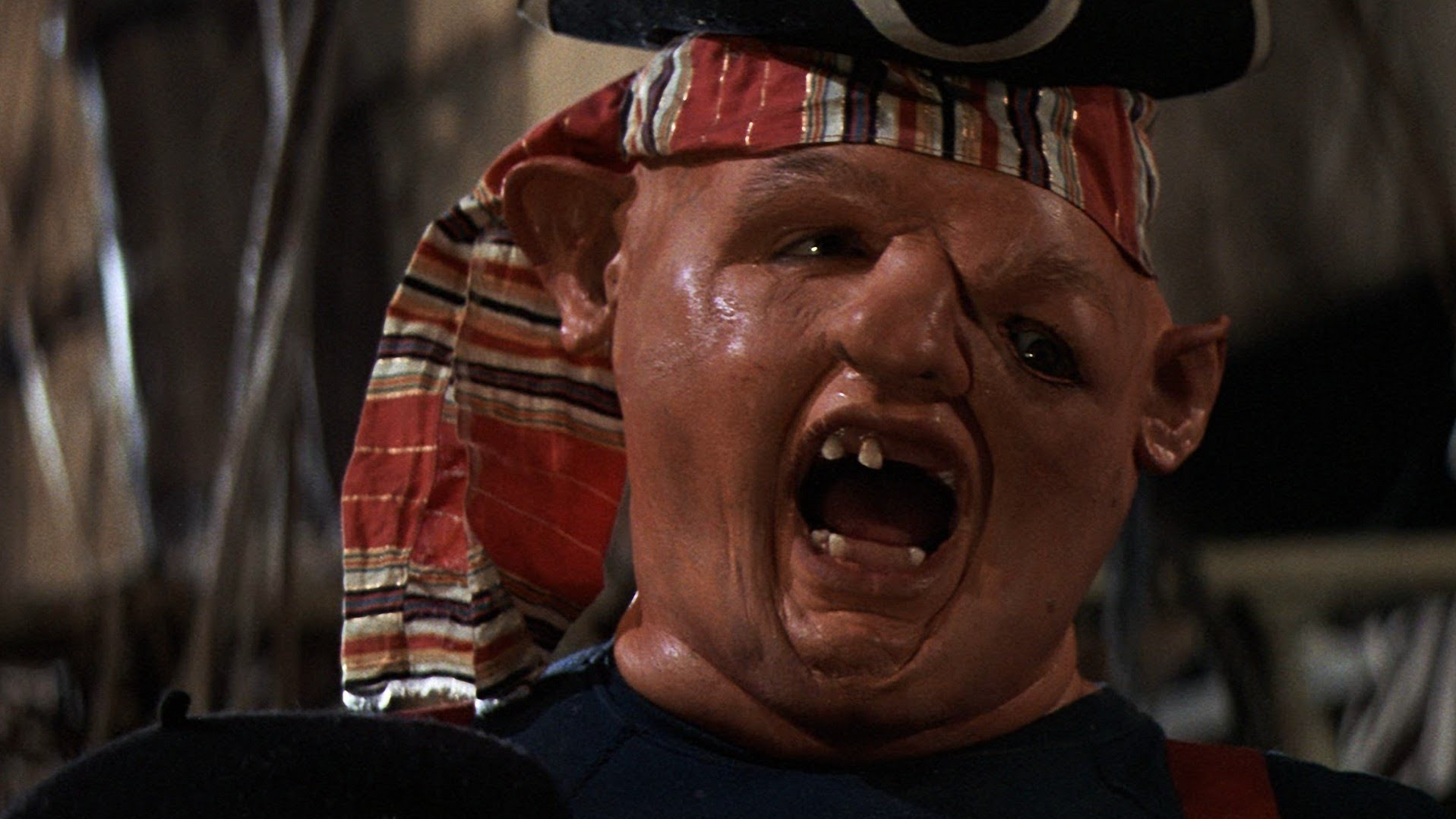 The Tragic Story Of The Guy Who Played Sloth In 'The Goonies'