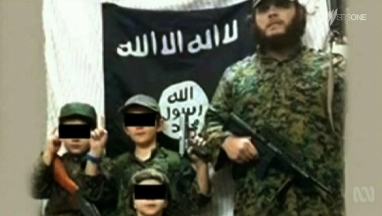 Australia PM open to the return of IS fighters' orphaned children