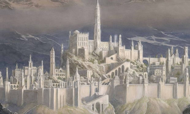 New JRR Tolkien Book The Fall Of Gondolin Hitting Bookshelves This Year