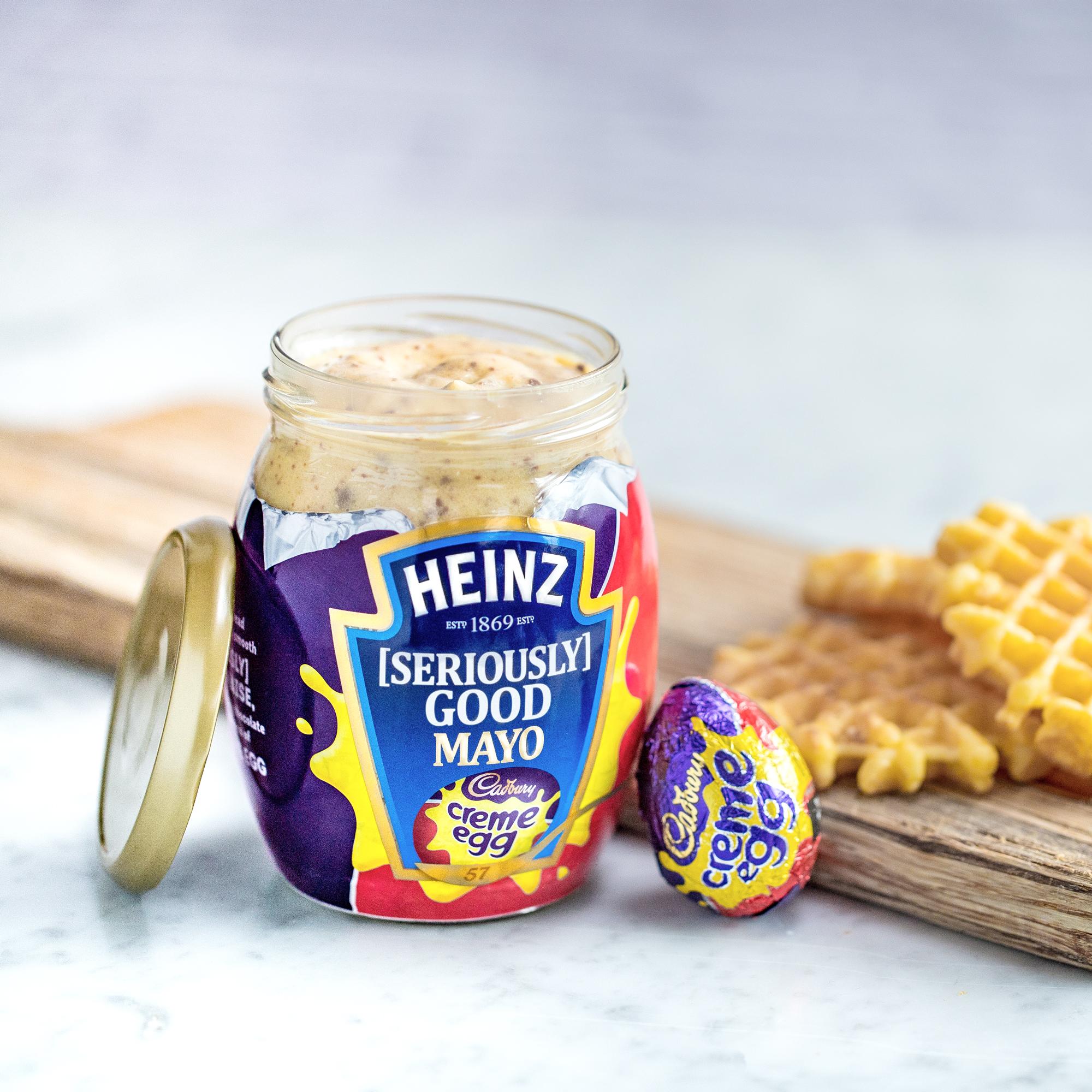 Credit: Heinz, Cadbury's