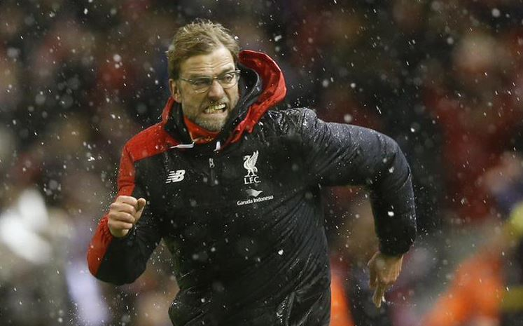 Jurgen Klopp Targeting Bundesliga Star For Summer Move