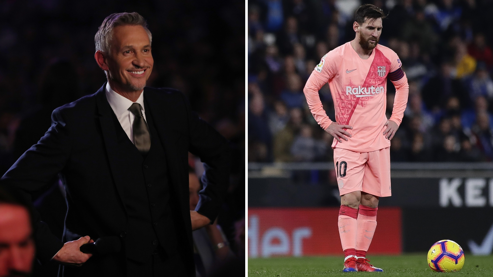 Gary Lineker Proposes Sweeping Changes To Free-Kicks And Throw-Ins In Football