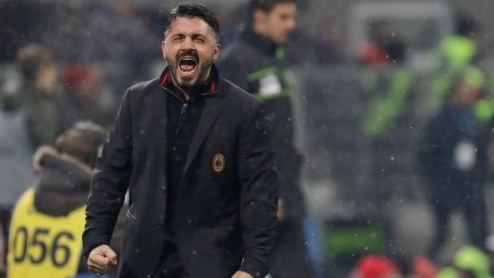 I ate a live snail to relieve tension, reveals Gattuso