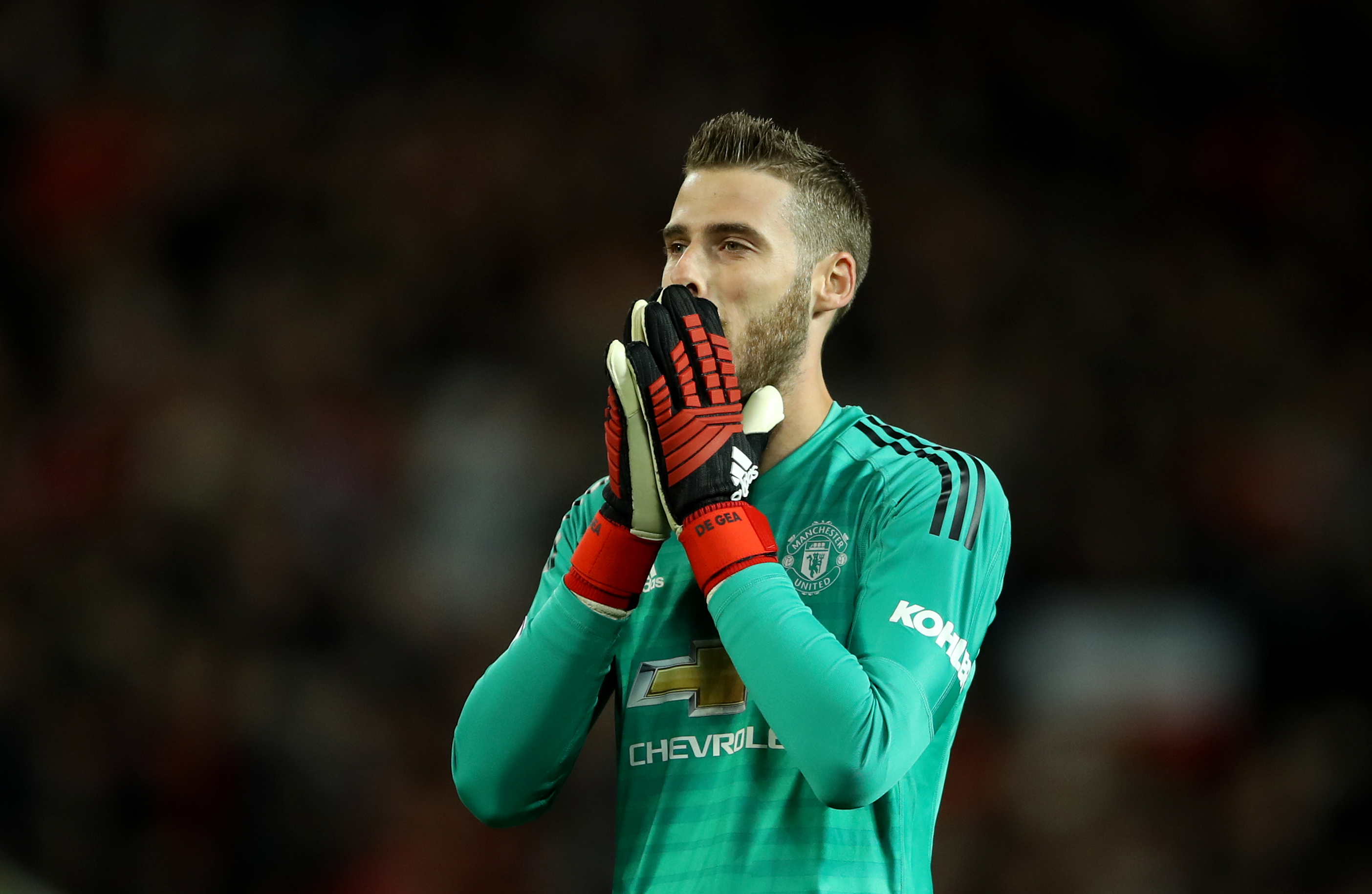 De Gea stalls Man Utd contract talks after Mendes meeting