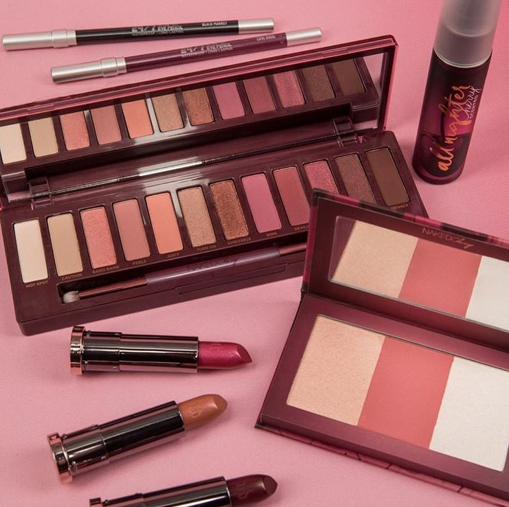 Urban Decay Naked Cherry Eyeshadow Palette [Limited