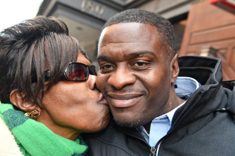 Man Exonerated After 30 Years In Prison For Robbery, Rape