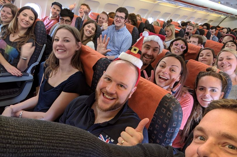 Boss Flies Staff To Spain For The Best Office Christmas Party Ever