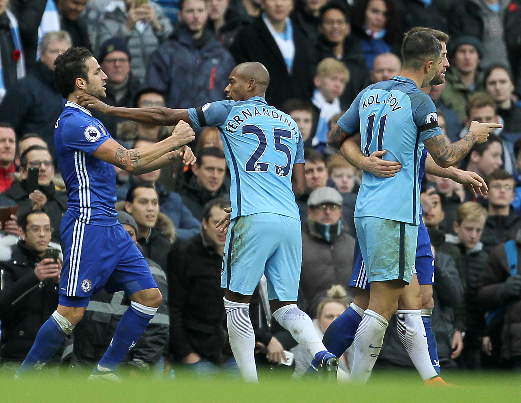 Chelsea Manchester City