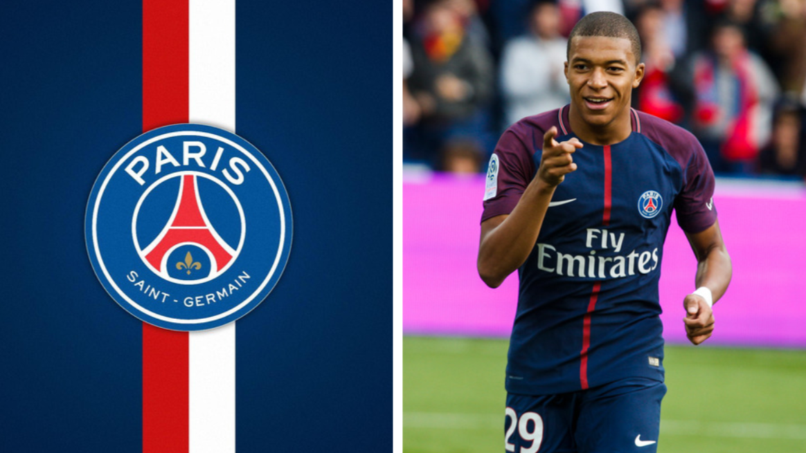 PSG's Home Kit For The 2018/19 Season Has Been Leaked