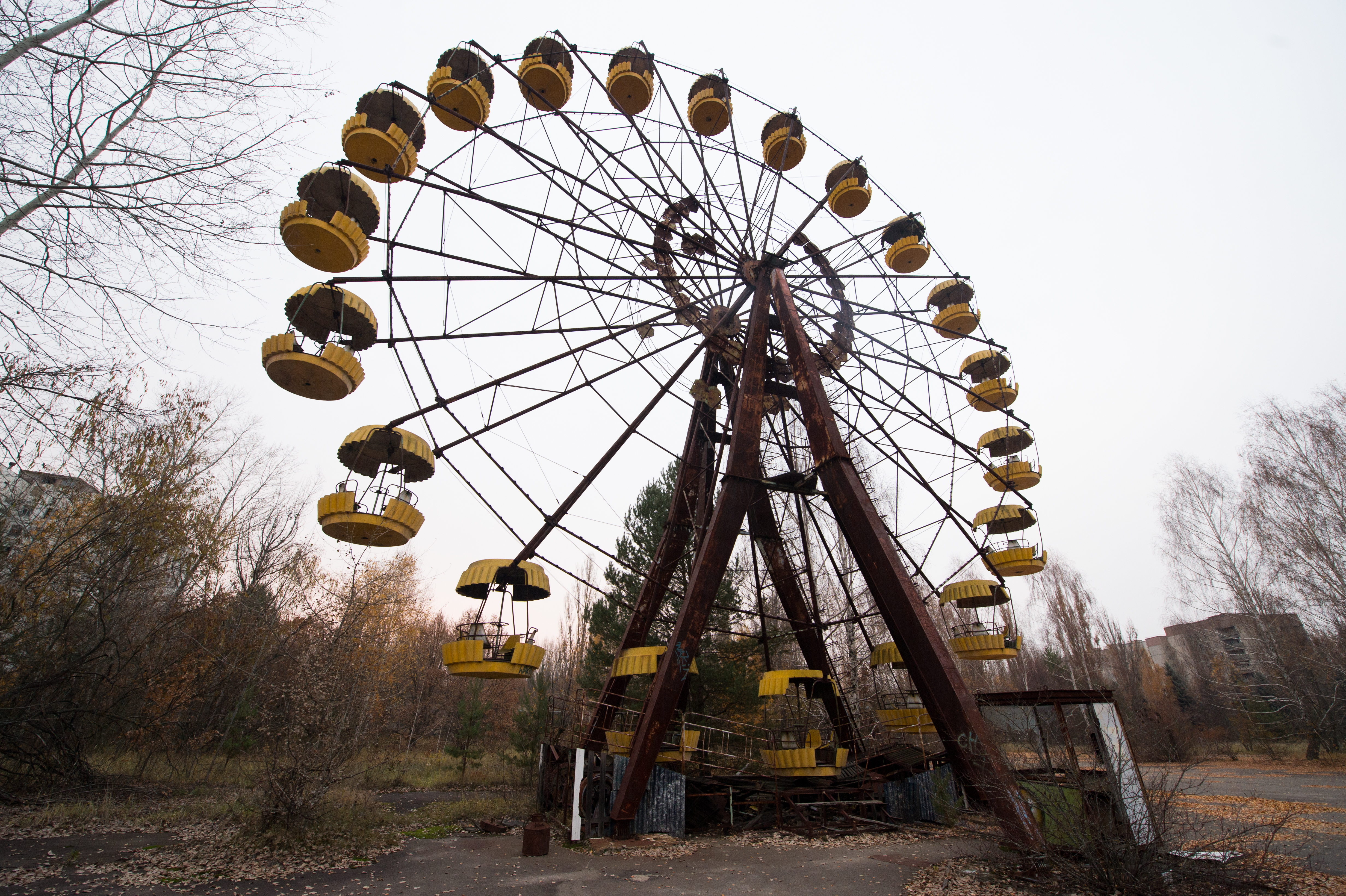 HBO Chernobyl creator asks tourists to be respectful