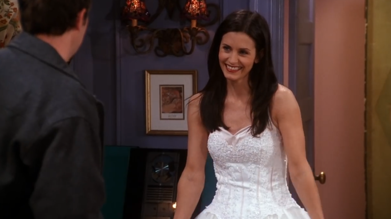 Friends Fans Are Only Just Noticing This Huge Blunder Over Monica