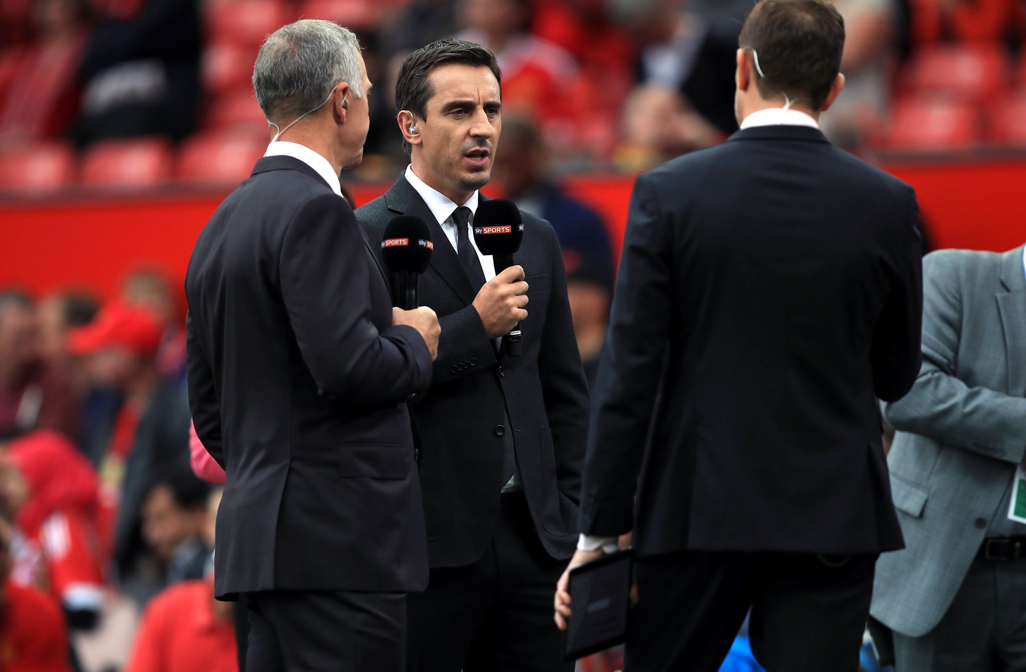 BBC announce Rio and Lampard among World Cup pundits