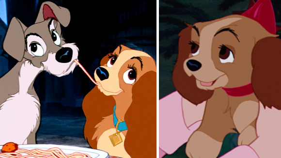 Lady And The Tramp Is Getting A Live Action Remake
