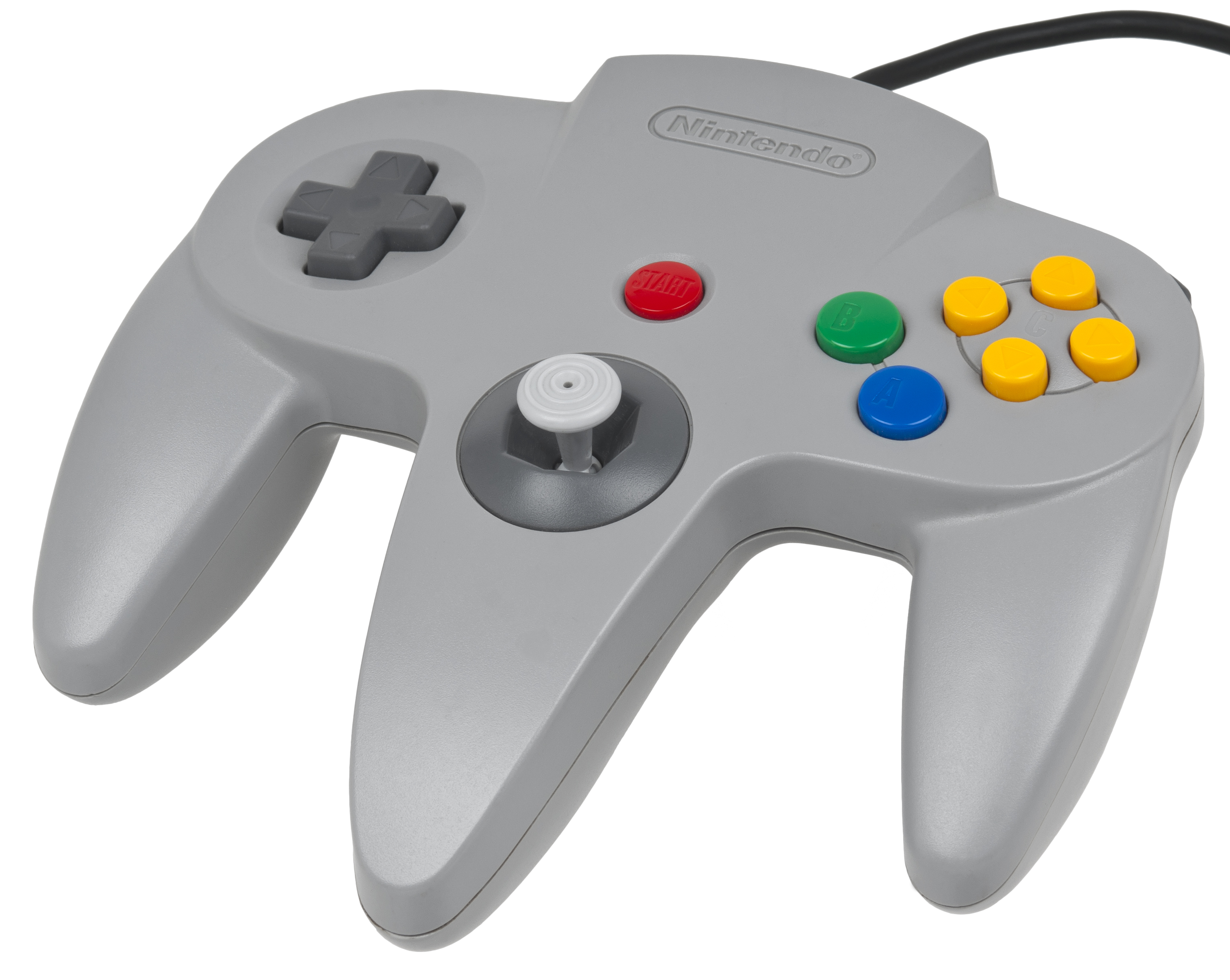 Was the N64 controller your favourite?