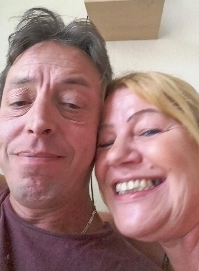 Sonia and Stuart Simpson. Credit: HotSpot Media