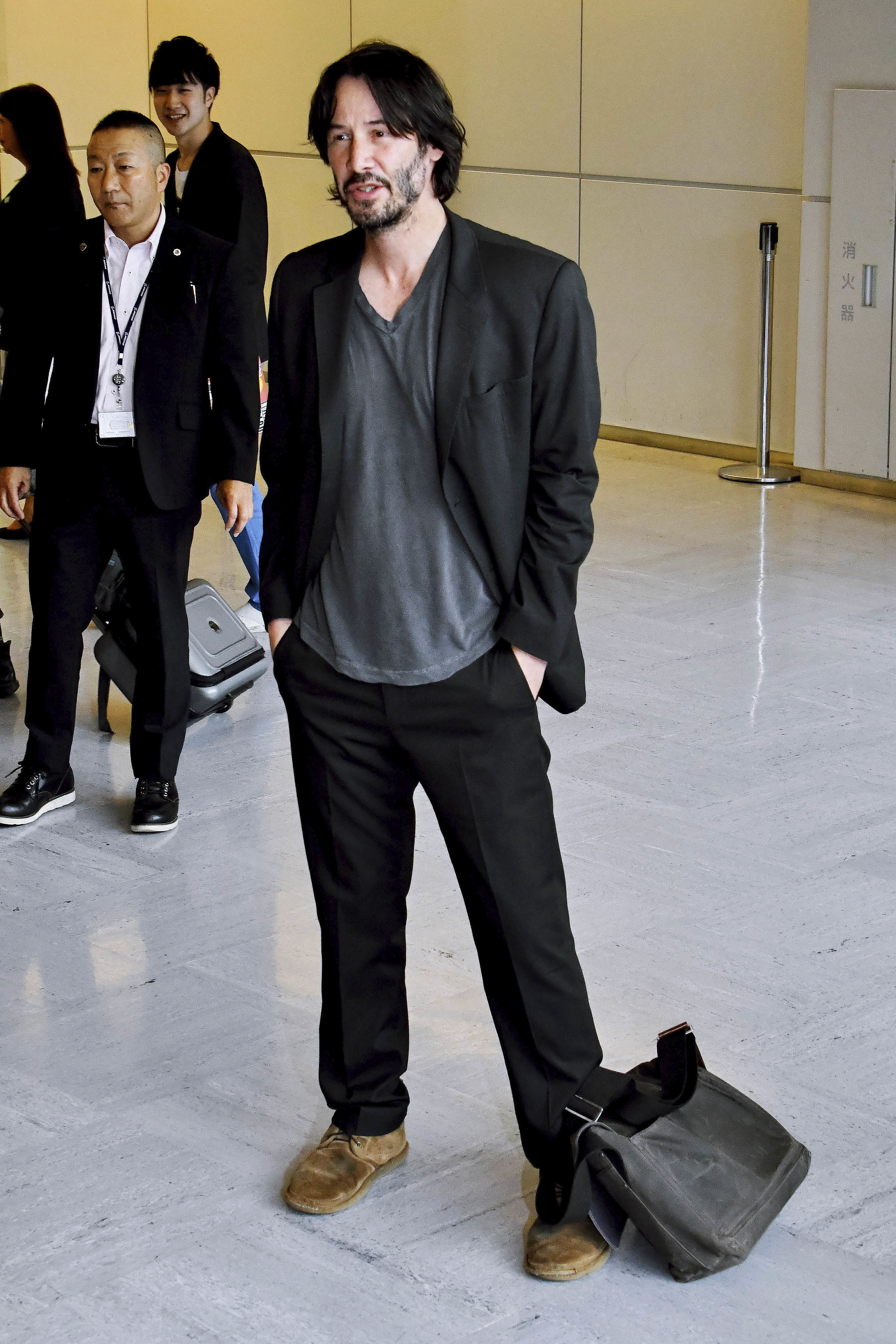 Keanu Reeves Has Been Wearing the Same Outfit for 20 Years
