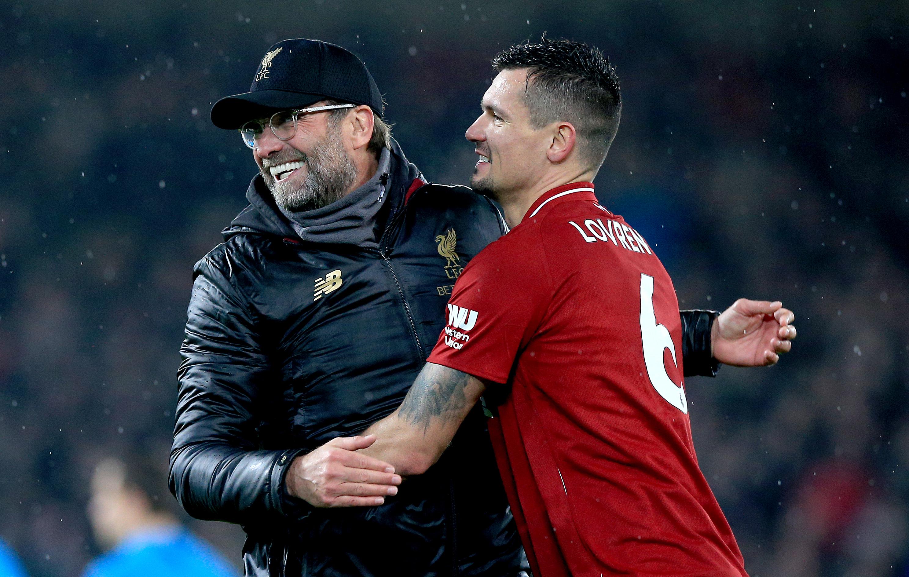 Jürgen Klopp praises Liverpool's maturity after victory at Wolves