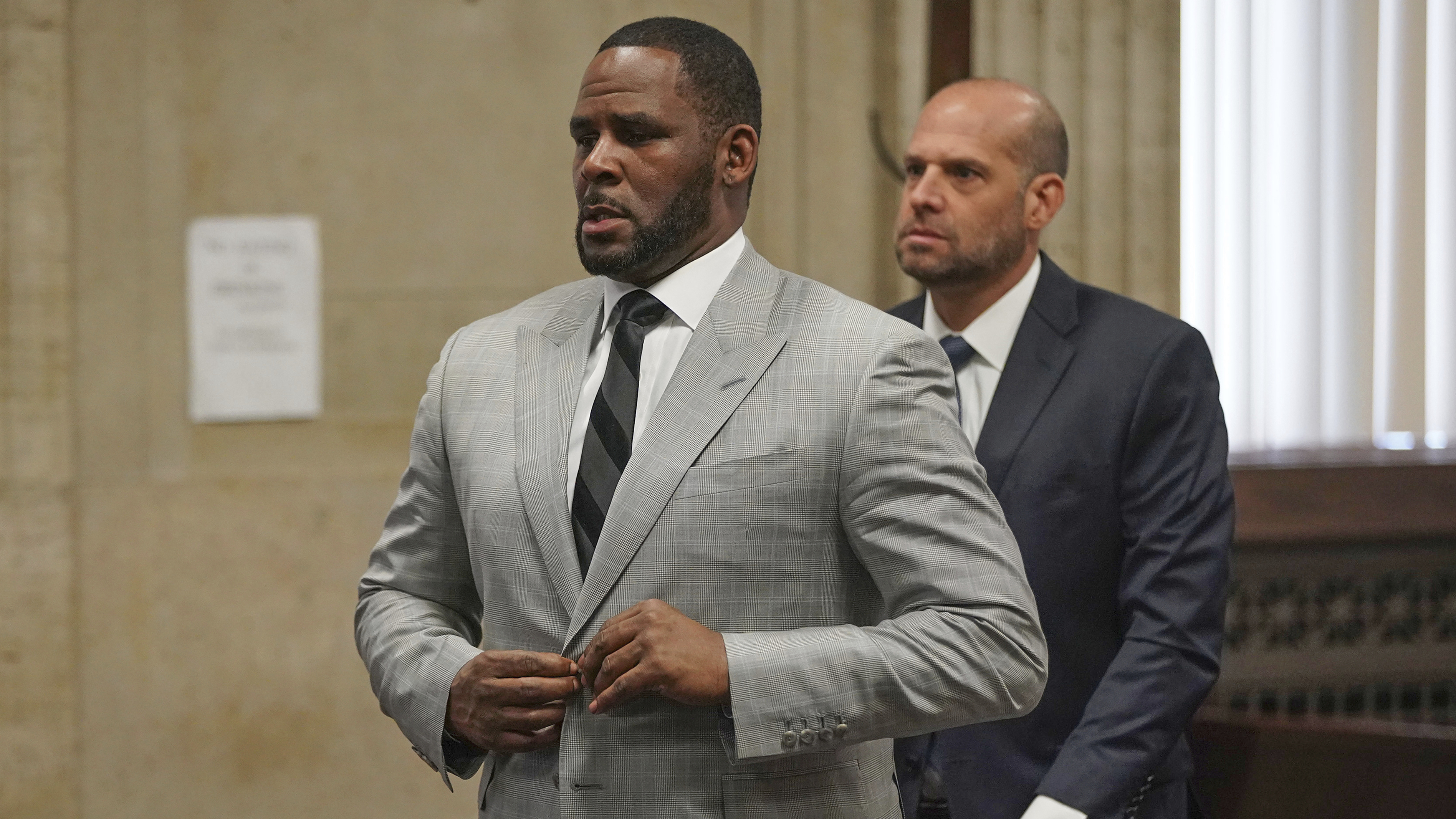 R. Kelly's Associates Gave The FBI Tapes Leading To His Arrest