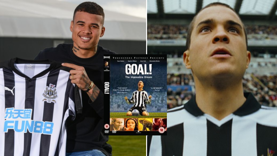 Newcastle United Signing Kenedy Reveals His Enjoyment For