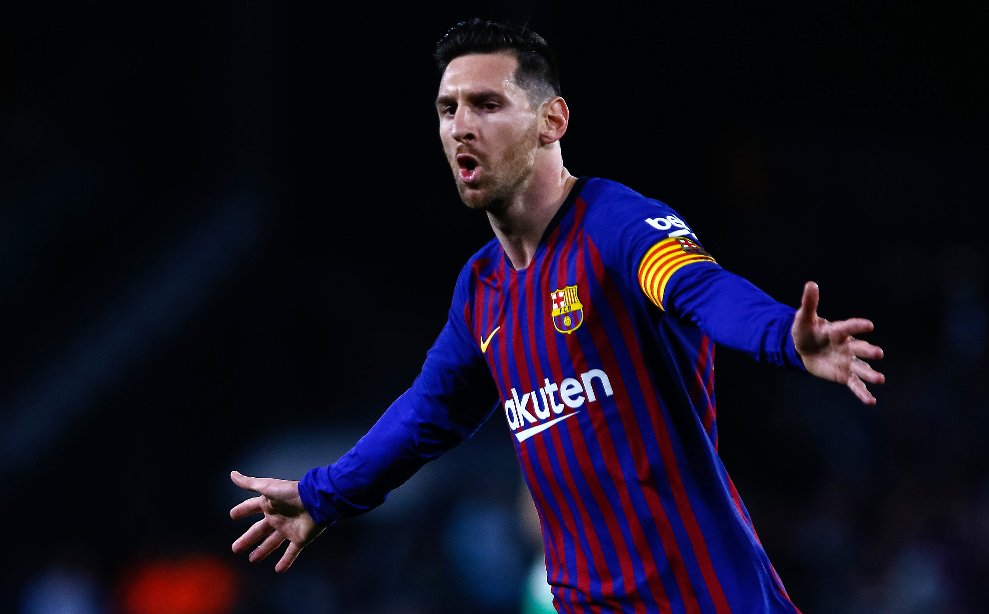 Lionel Messi goal voted greatest Barcelona goal of all time 03/29/2019