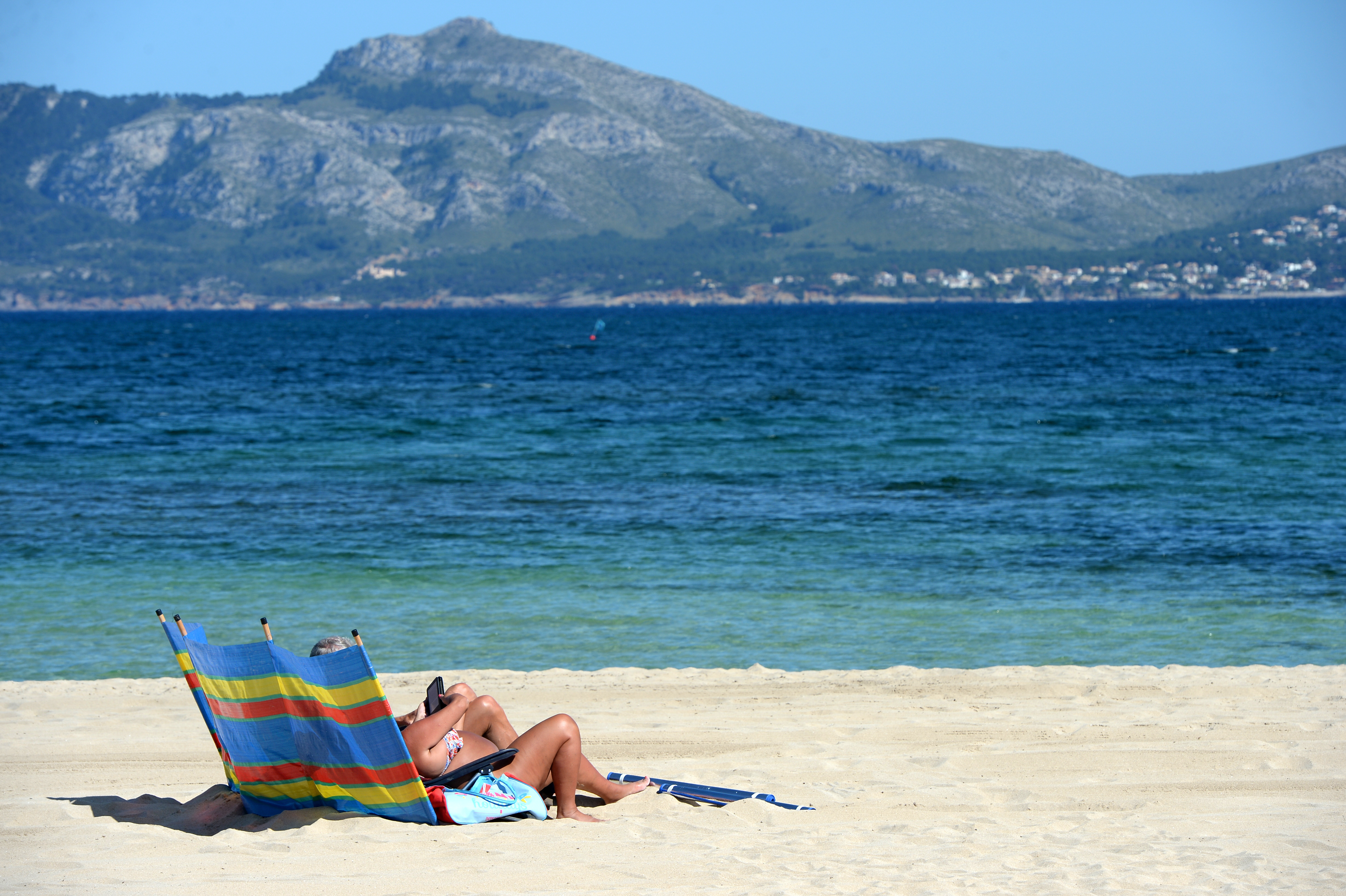 The Foreign Office has given advice to holidaymakers ahead of their travels to Spain this summer. Credit: PA