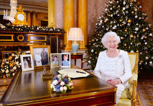 The Royal Family have a busy Christmas Day so open presents on Christmas Eve. (Credit: PA)