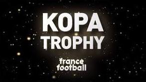 Kylian Mbappe Wins The Inaugural Kopa Trophy Award
