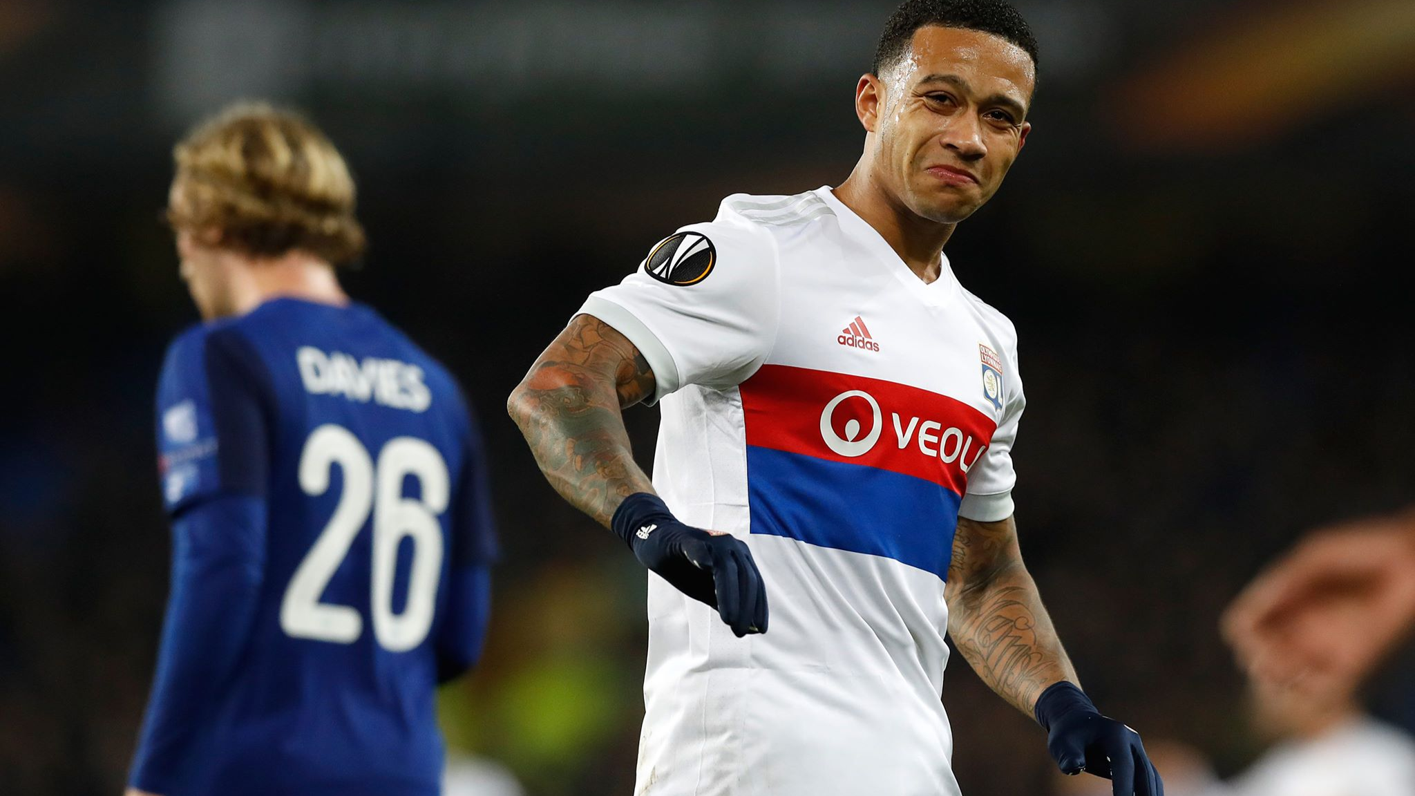 Manchester United Flop Memphis Depay Ends Stunning Season With Hat-Trick
