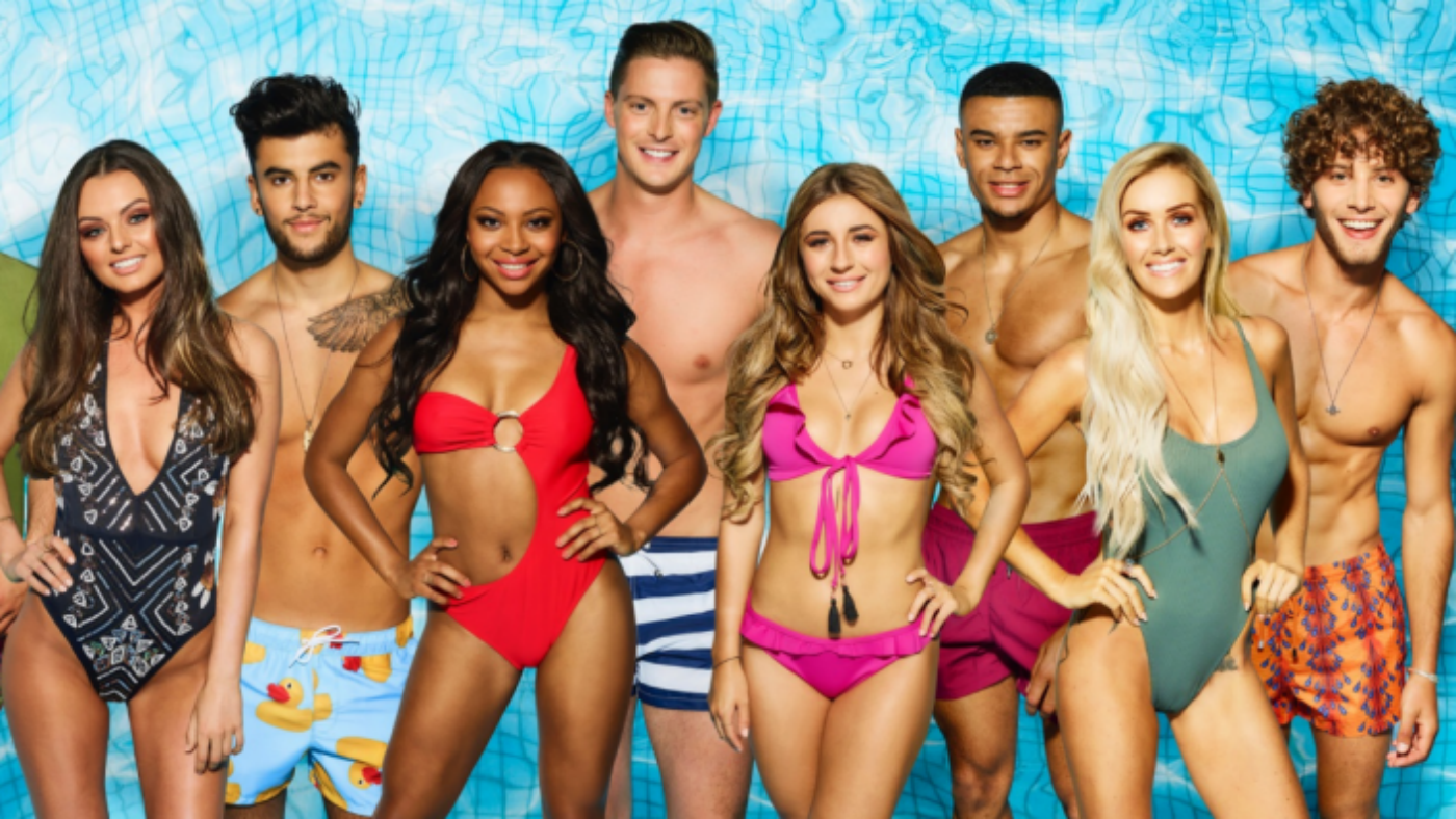 The show has faced criticism in the past for only focusing on heterosexual couples. (Credit: ITV2)