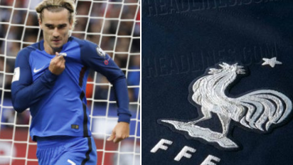 Leaked Images Of France's World Cup Kits Surface, They Are Magnifique