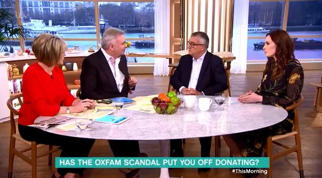 Amid sex scandal, Oxfam faces reputational, existential crises