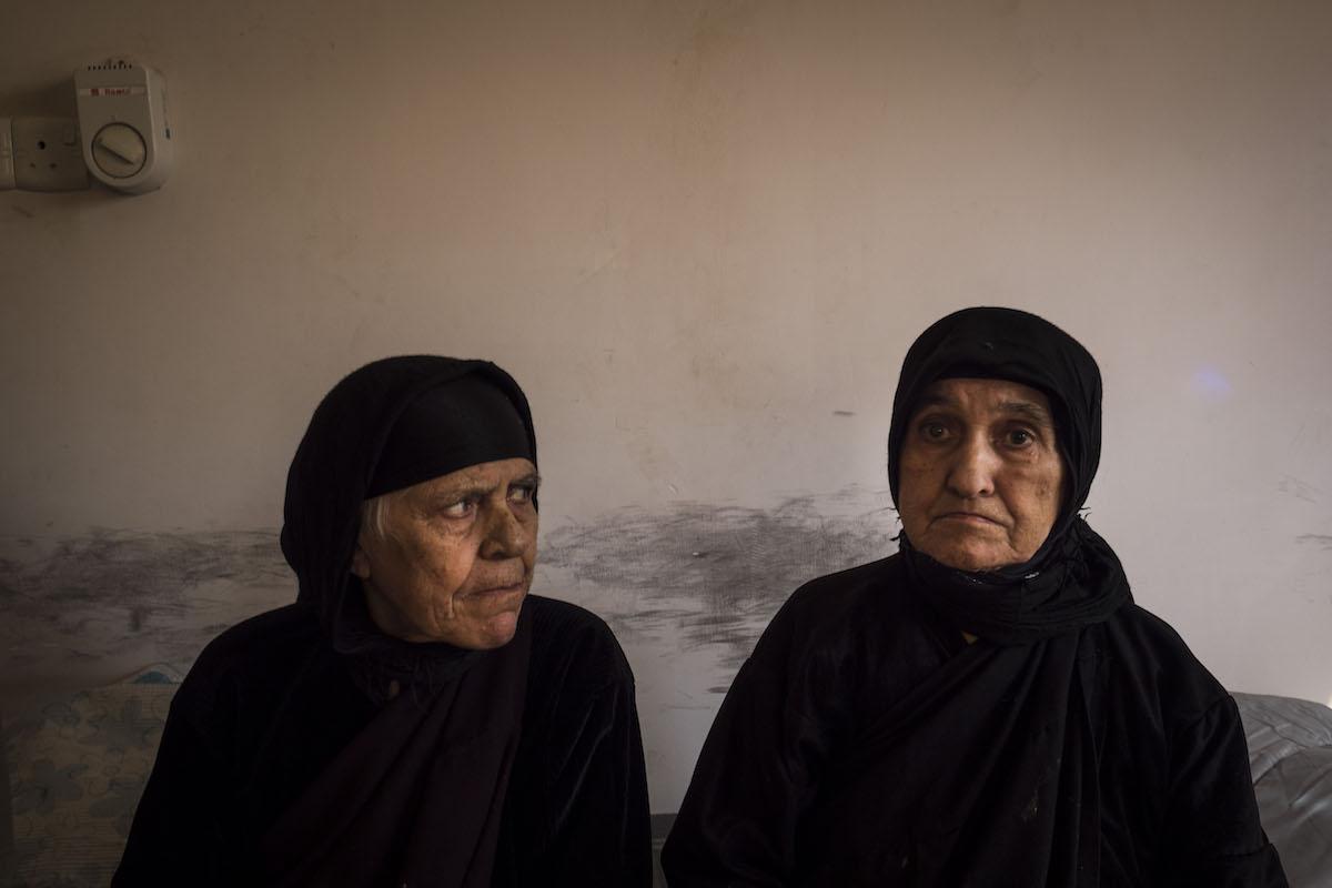 Mosul Aunt