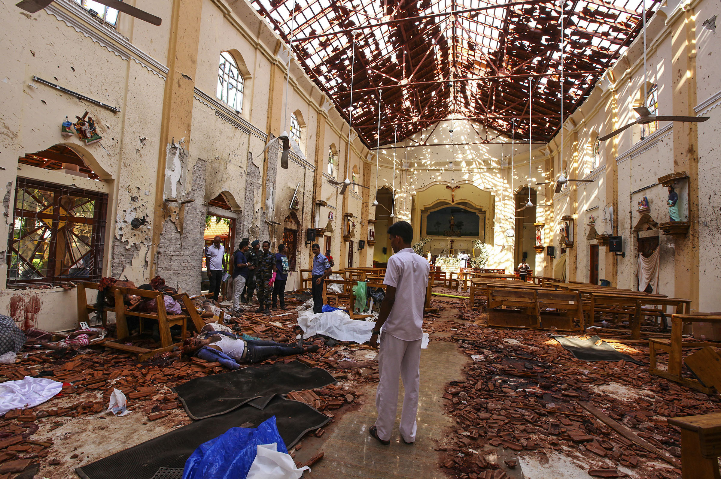 Sri Lanka attacks: Danish tycoon loses three children in blasts