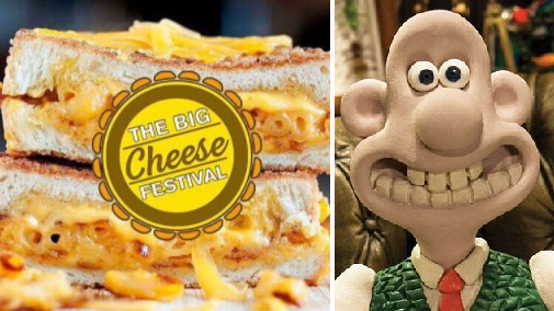 A Cheese Festival Is Coming To The UK