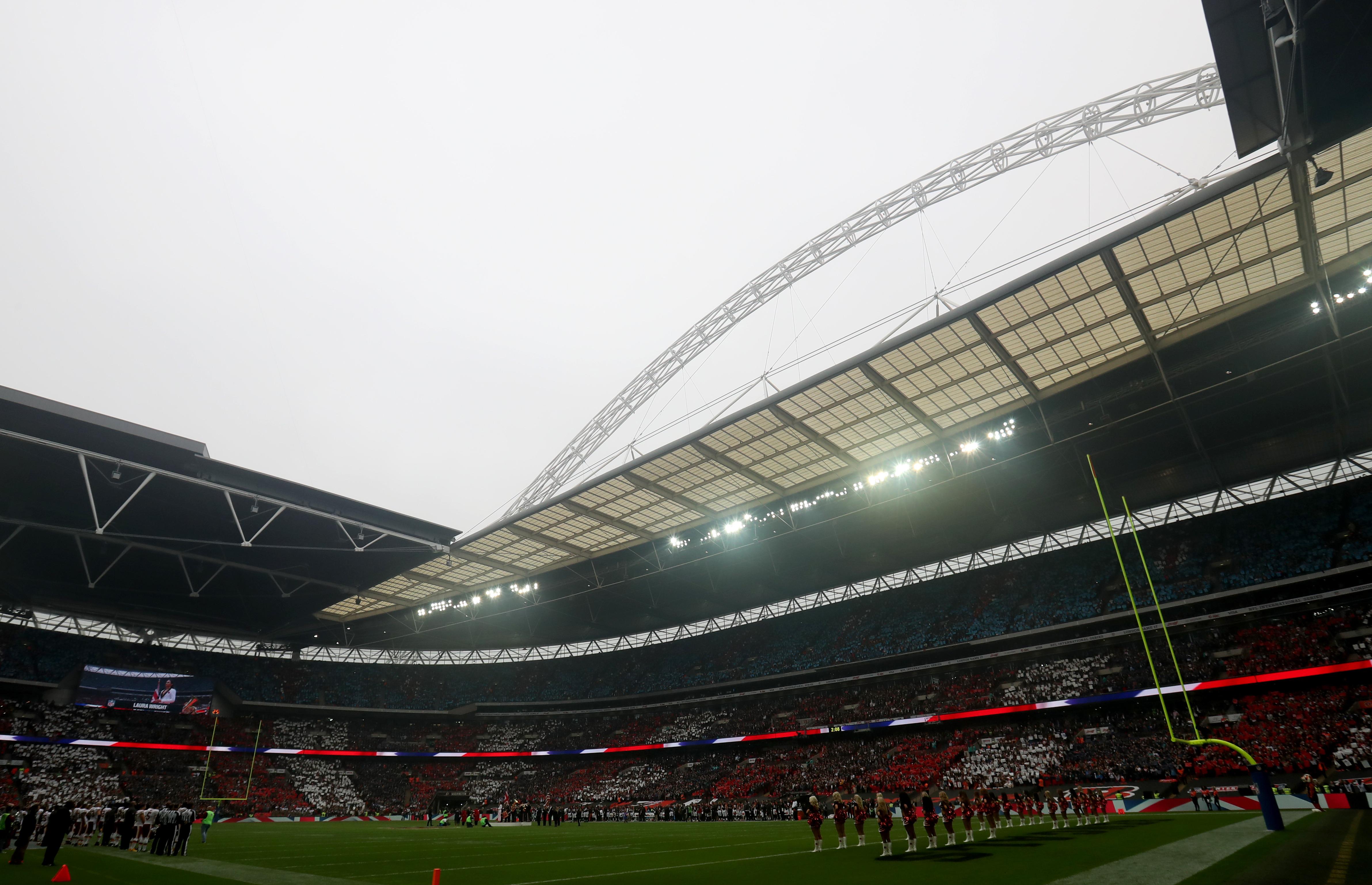 Wembley NFL