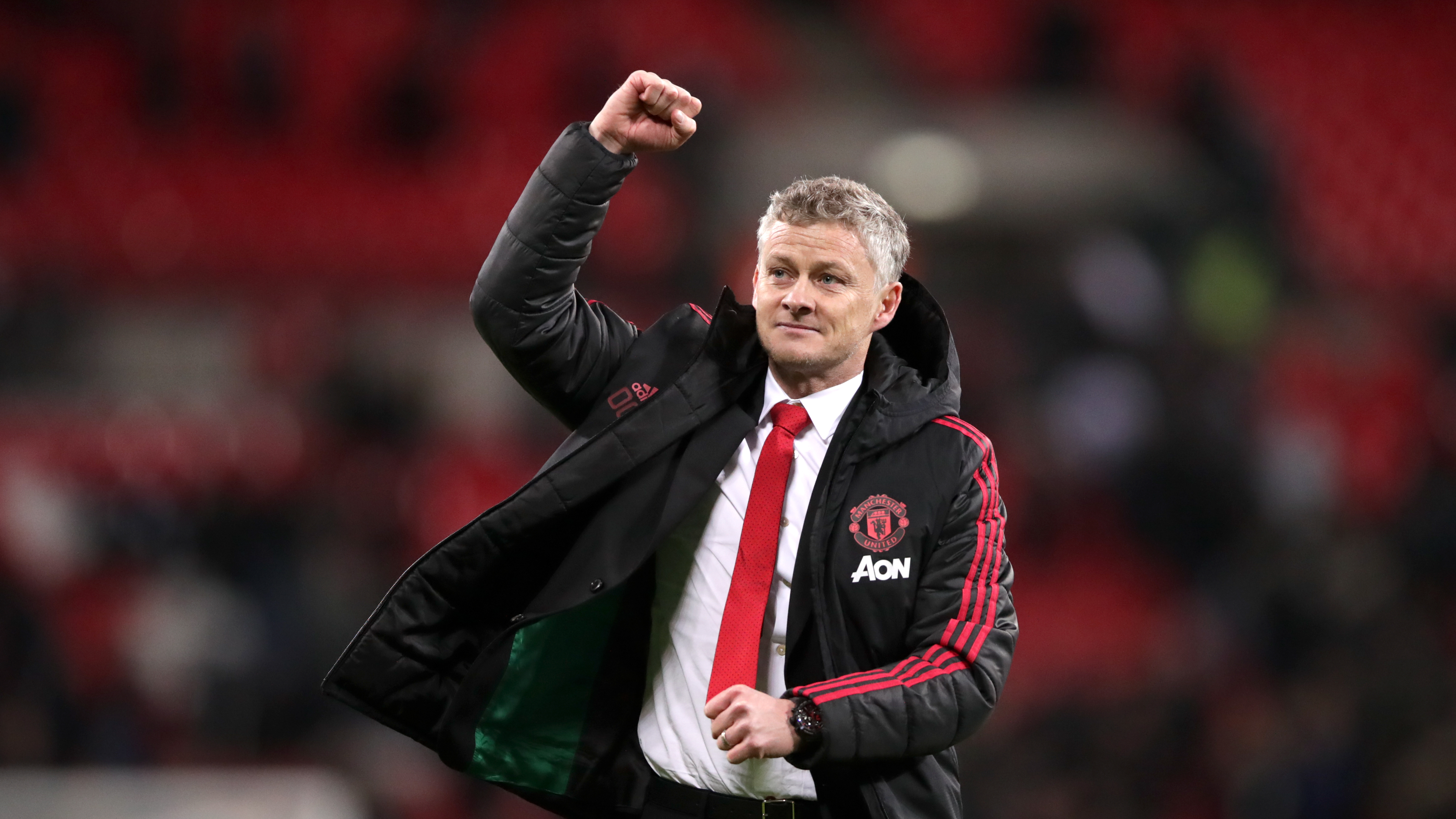 Solskjaer says this Manchester United midfielder can improve after victory