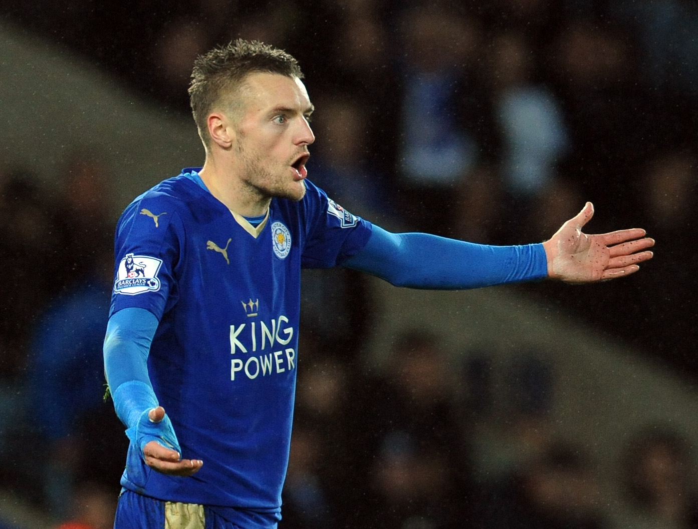 Jamie Vardy Says Skittles And Vodka Hindered Injury Recovery