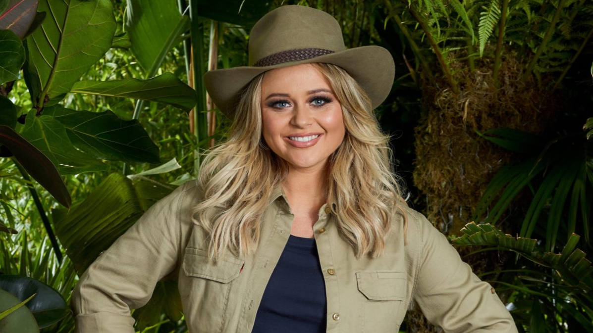 Emily Atack Takes On The First Bushtucker Trial In Tonight's I'm A Celeb