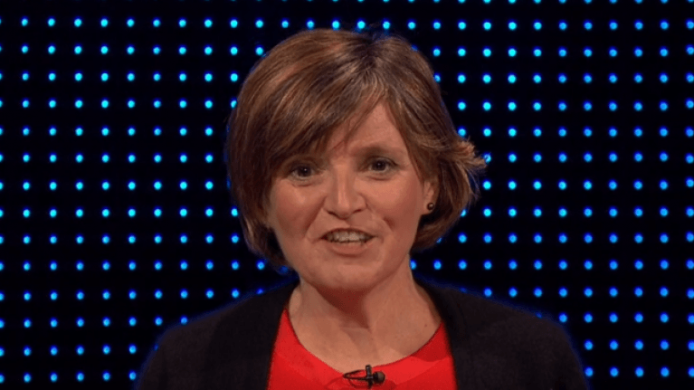 Judith won £70,000 all on her own. Credit: ITV/The Chase