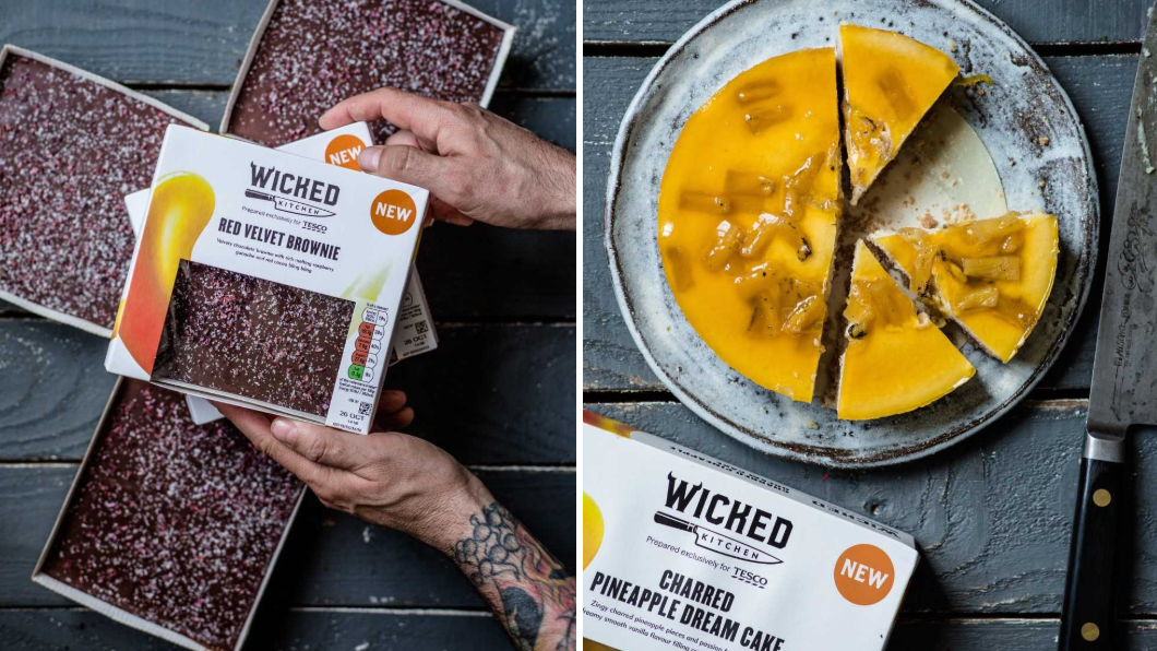 Tesco Expands Its Vegan Range With 26 New Delicious Products