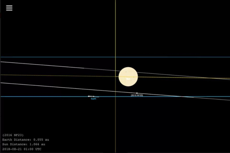NASA's OSIRIS-REx Spacecraft Spies Its Target Asteroid | Space Exploration