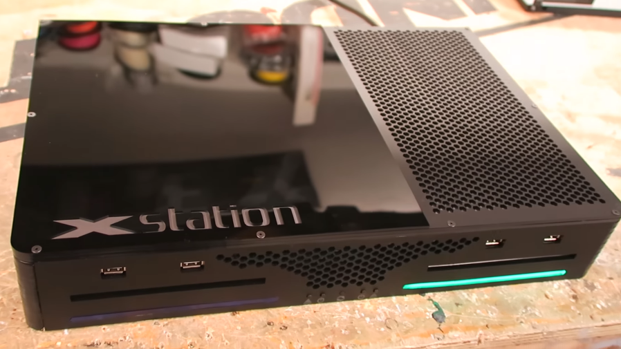 This Guy Has Solved the Xbox Vs Playstation Problem With Hybrid Console