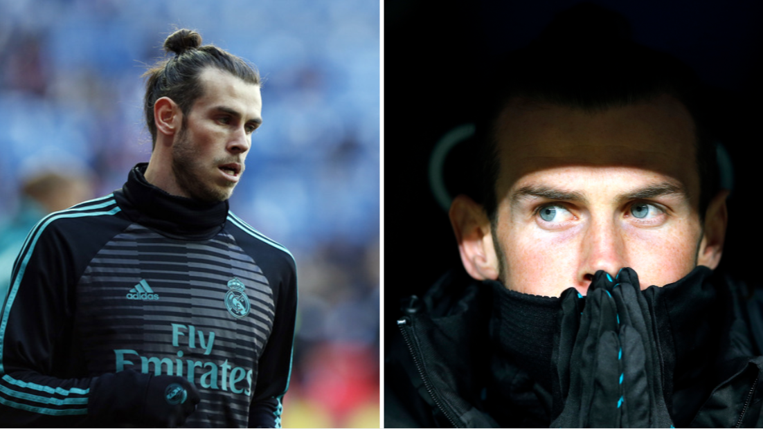 Gareth Bale's Real Madrid Career Is Coming To A Sad Ending