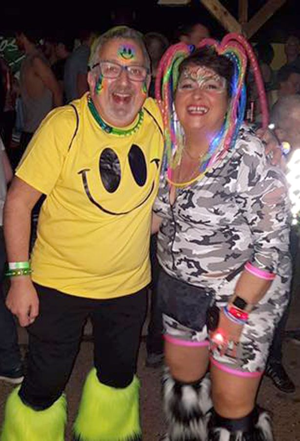 Raver Couple Won't Stop Partying – Despite Nearly Being
