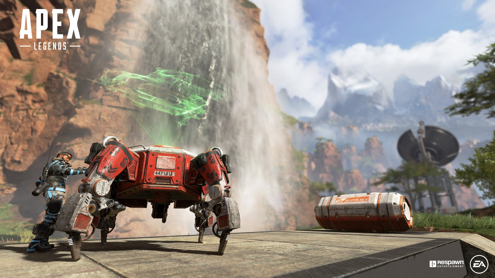 Apex Legends Balance Update released by Respawn with Patch Notes